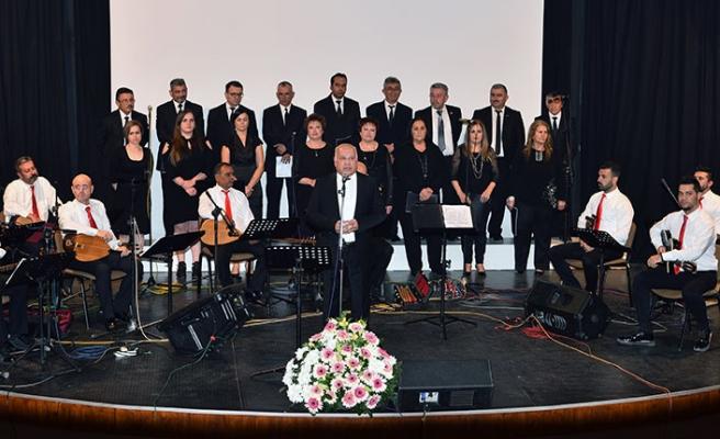 Devlet Türk Halk Müziği Topluluğu, Şef İlker Dölek yönetimindeki son konserini verdi