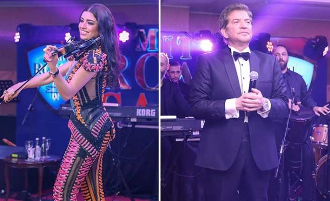 Arap starlar Merit Royal ve Merit Royal Premium Hotel ortak etkinliğinde