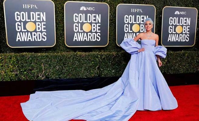 Golden Globe Ödül Törenine ünlüler akın etti