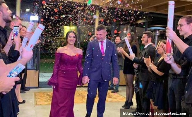 İlayda ile Mehmet'in muhteşem nişan töreni