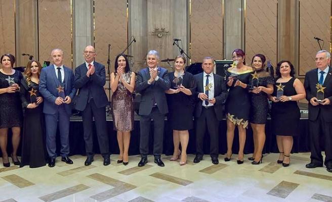 Limasol Şirketler Grubu yeni yılı geleneksel balo yemeği ile karşıladı.