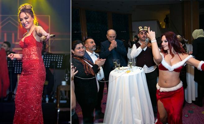 Ziynet Sali Türkçe, Rumca ve İspanyolca şarkılarla hayranlarına unutulmaz bir gece yaşattı