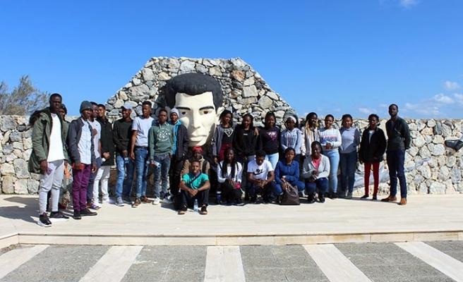 LAÜ Oryantasyon Haftası kapsamında Lefke Gezisi düzenlendi