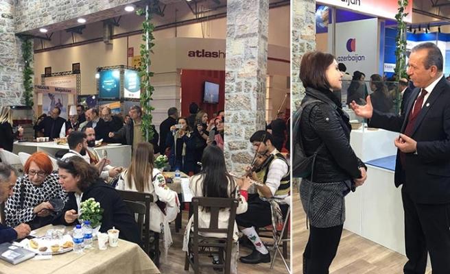 Turizmin KKTC için büyük bir öneme sahip olduğunu belirten Ataoğlu, dünya ile yarıştıklarını söyledi