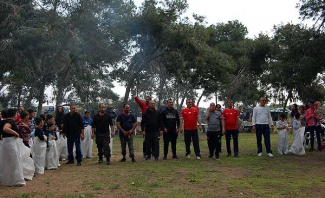 Bedi's Piknik Alanında düzenlenen Mart 9'u şenliğine yoğun katılım oldu