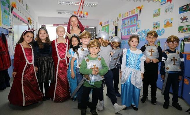 """The International Prep School öğrencileri """"Kültür Günü"""" etkinliği düzenledi"""