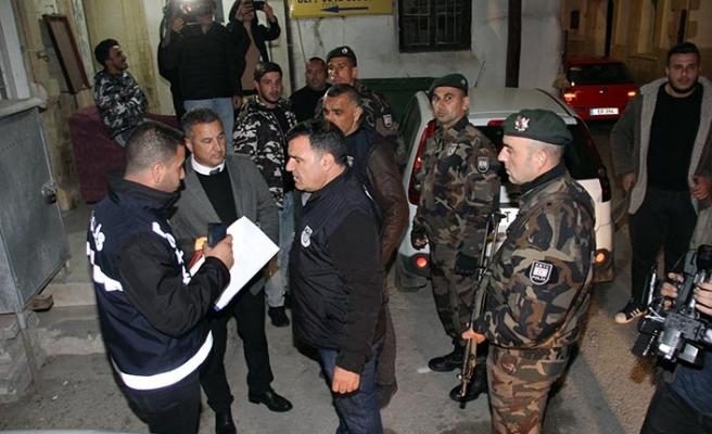 15 kaçak tutuklandı