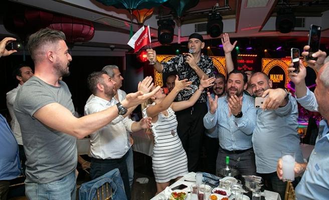Altay, Maxim Royal'de sezonun son konserini verdi