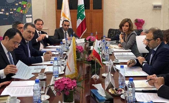 Beyrut'ta tarihi buluşma
