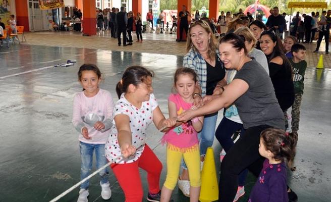 Doğu Akdeniz Doğa Anaokulu-İlkokulu Aile Şenliği gerçekleşti