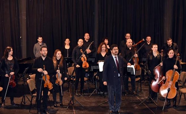 'Lefkoşa Belediye Orkestrası ile Orkestrayı Tanıyorum' eğitim konserleri tamamlandı