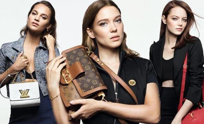 Louis Vuitton'un marka elçileri