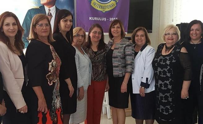 Mehmetçik Karpaz Lions Kulübünün etkinliğinde sağlık merkezine yardım toplandı