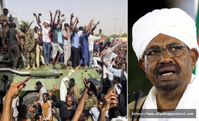 Sudan'da darbe oldu, 30 yıllık el-Beşir iktidarı son buldu