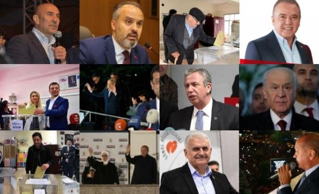 Türkiye'de nefes kesen bir yarış yaşandı