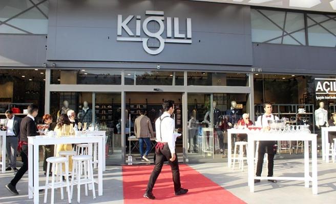 Ünlü erkek giyim markası Kiğılı Girne'de şube açtı