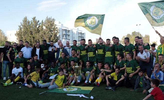 Şampiyon Mağusa Türk Gücü 0-2