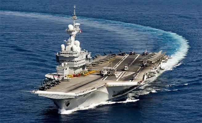 Savaş gemileri gelecek