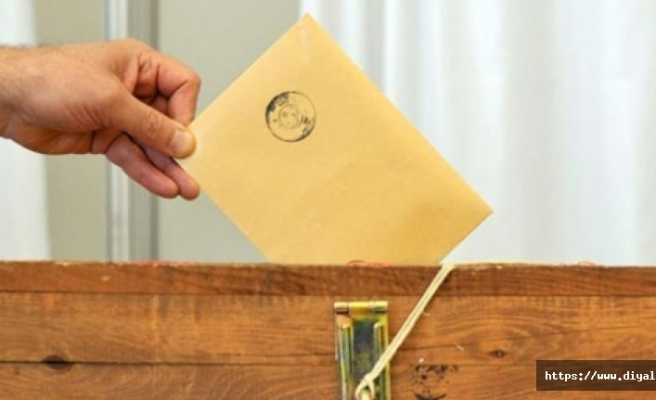 Seçimler 23 Haziran'da