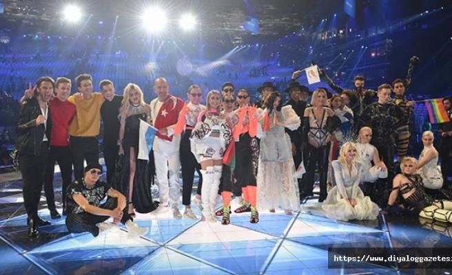 Serhat San Marino adına, Tamta ise Güney Kıbrıs adına Eurovision'da ikinci kez yarışıyor