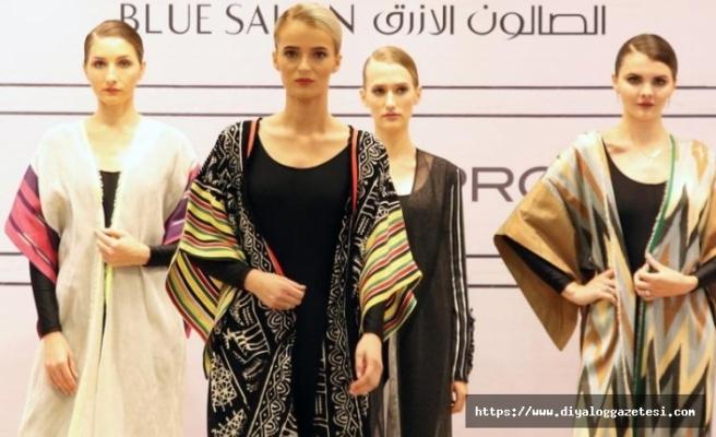 Arzu Kaprol, kaftan koleksiyonu, Türkiye'nin ardından Tunus ve Katar'da satışa sunuldu