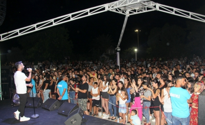 Geleneksel İskele Festivali, Sancak konseri ile sona erdi