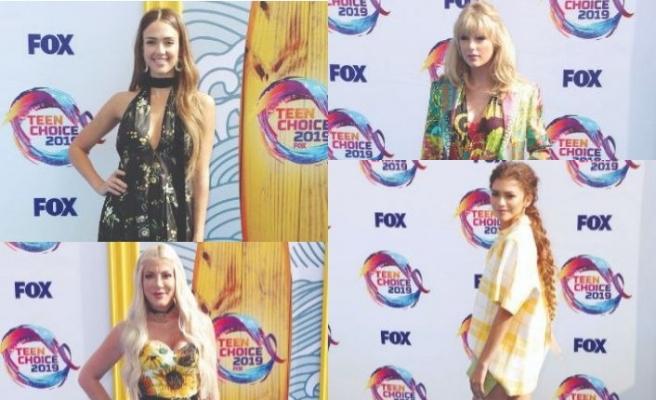 2019 Teen Choice Ödülleri sahiplerini buldu