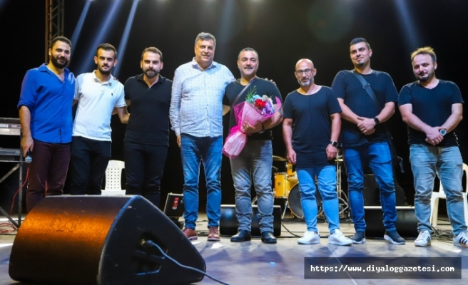 Beyarmudu'nda iki güzel konser