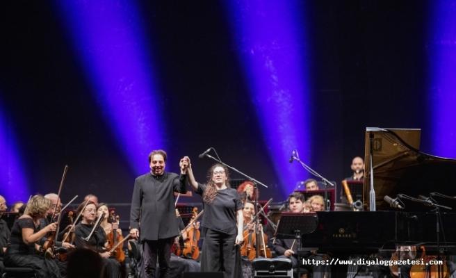 Bodrum Müzik Festivali Fazıl Say ve Nil Venditti yönetimindeki Bilkent Senfoni Orkestrası'nın konseriyle başladı