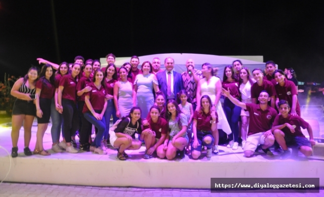 Değirmenlik Belediyesinin katkıları ile Gaziköy'de düzenlenen festivale bölge halkı yoğun ilgi gösterdi