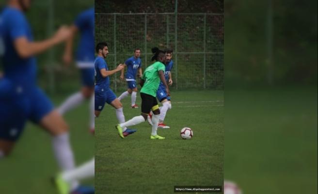 Hazırlık maçında farkı yarattı 4-1
