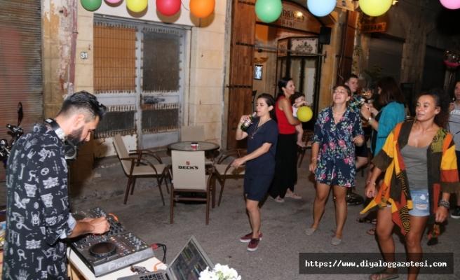 Huriye Özyamanlı'ya Atölye A'dan süper doğum günü partisi