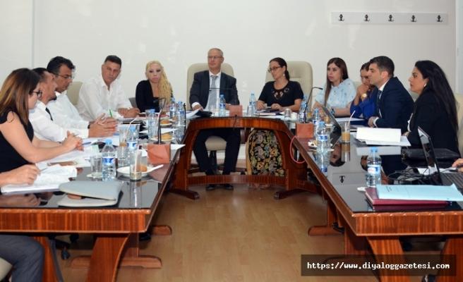 Komite çalışıyor