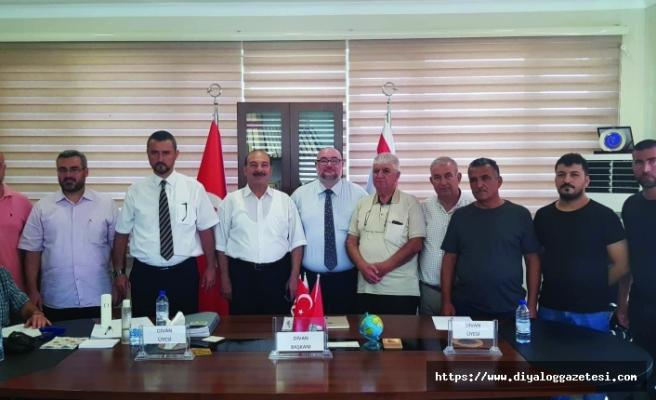 Mehmet Kortmaz başkan oldu