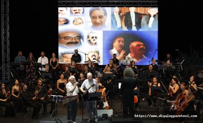 Amfi Tiyatro'da müzik şöleni