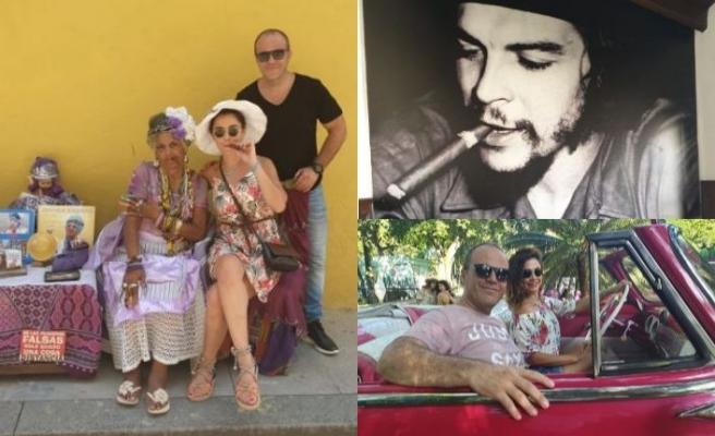 Demtur Travel'ın çekilişinin talihlisi İpek Gürsoy, Küba'yı baştan başa gezdi