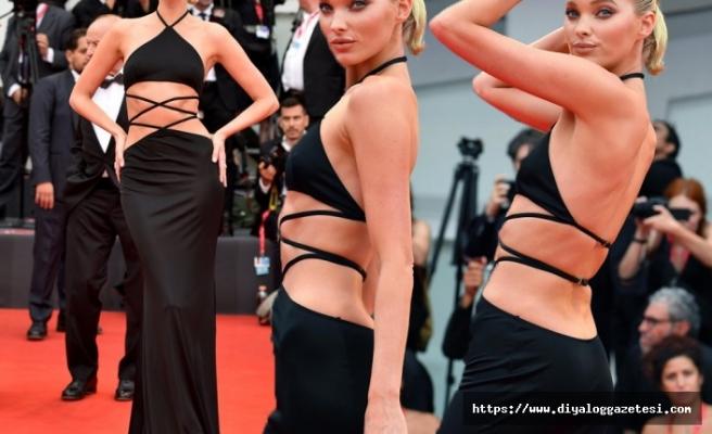 Festivale Venedik Film Festivaline, Victoria's Secret melekleri damga vurdu