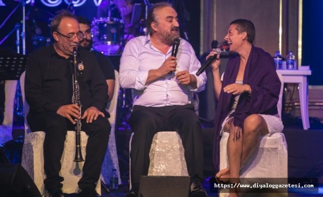 Merit 'te Volkan Konak, 30 Ağustos Zafer Bayramı'nı muhteşem bir performans ile kutladı