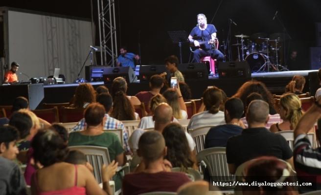 İlk kez düzenlenen Haspolat Kültür-Sanat Festivali büyük ilgi gördü