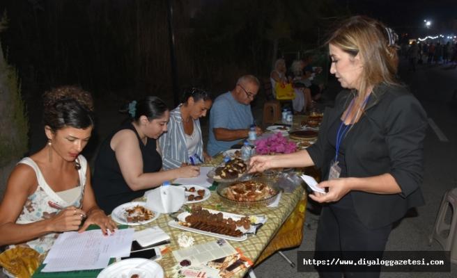 Pekmez Festivali, birçok kültürel ve sanatsal etkinliğe ev sahipliği yaptı
