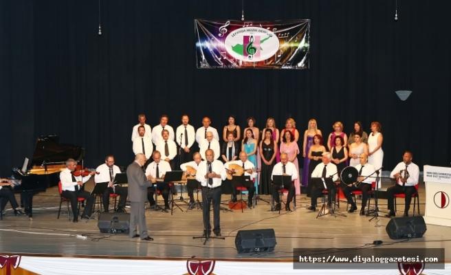 Lefkoşa Müzik Derneği Türk Müziği Korosu, Kızılay Haftası'nda farkındalık konseri veriyor