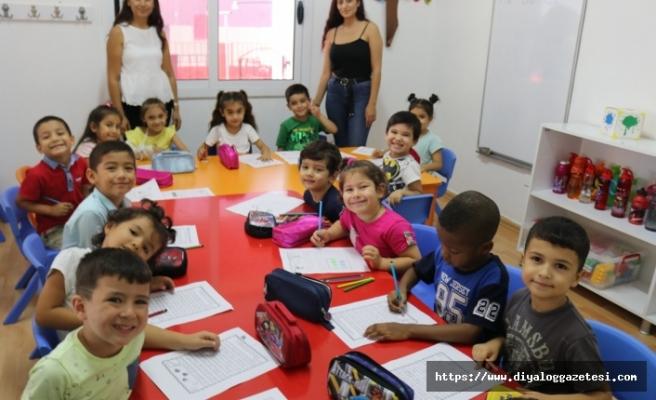 Mavimpembem Eğitim Merkezi, yeni öğretim yılına iddialı bir şekilde merhaba dedi