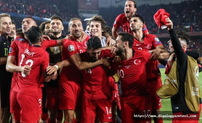 Türkiye avantajı kaptı