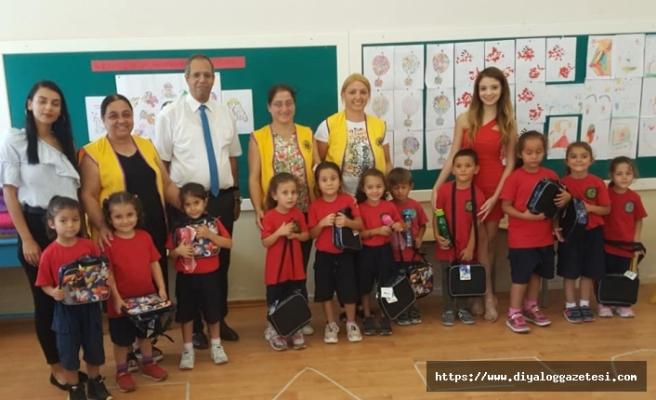 Yedikonuk öğrencileri için sağlıklı beslenme semineri düzenlendi