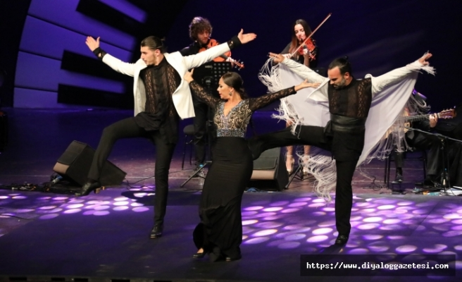 Antalya'daki piyano festivalinde Flamenko rüzgarı