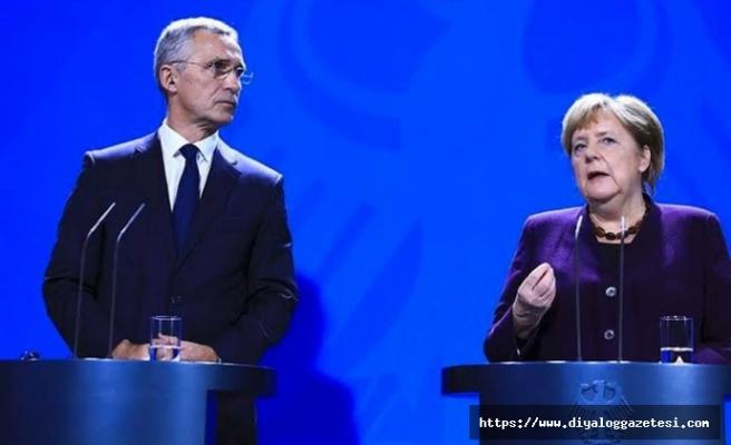 Merkel, Türkiye'ye hak verdi
