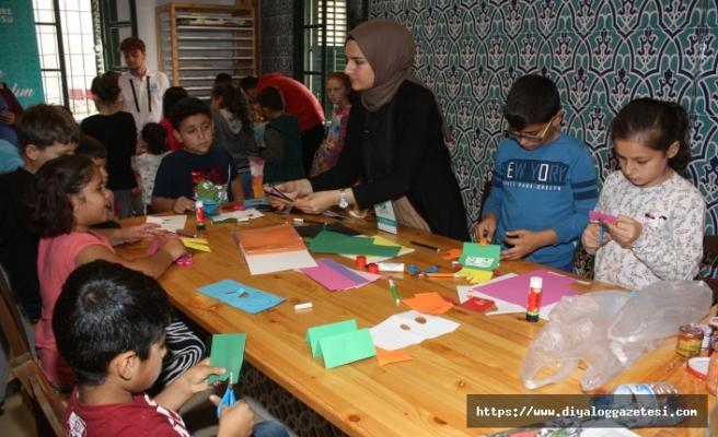 Yunus Emre Enstitüsü, Çocuk Festivali düzenledi