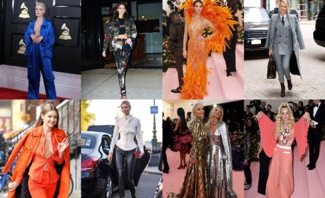2019-20 Sonbahar/Kış sezonunda trendler moda dünyasına giriş yaptı
