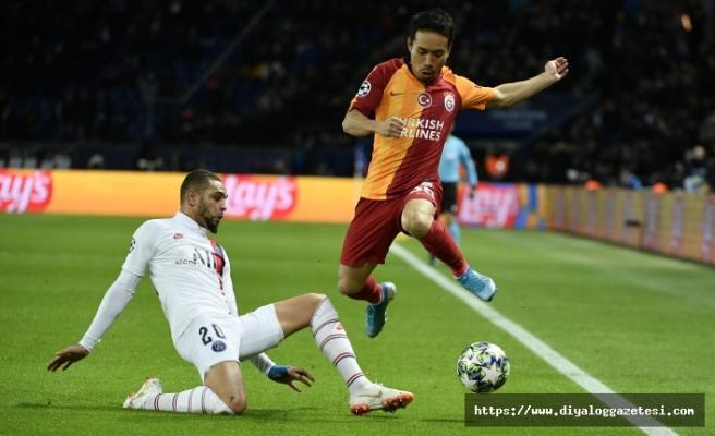 Galatasaray Avrupa'ya el salladı 0-5