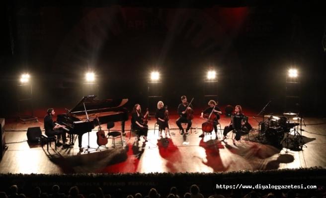 Piyano Festivali'nde rüya gibi konserler